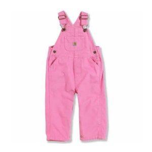 Pink Carhartt Overalls
